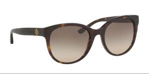 Tory Burch TY7095A 137813 54 mm Dark Tortoise Gradient Brown