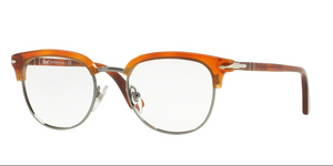 Persol Eyeglasses PO3105VM 96 49 mm Light Havana unisex