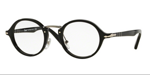 Persol Eyeglasses PO3128V 95 46 mm Black unisex