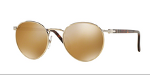 Persol Sunglasses PO2388S 1016W4 49 mm Havana Light Gold Mirror unisex