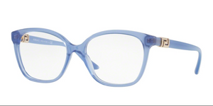 Versace VE 3235BA 5225 54 mm Transparent Blue