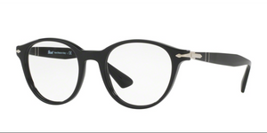 Persol Eyeglasses PO3153V 95 48 mm Black unisex