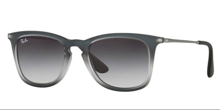 Ray Ban RB4221 62268G 50 50mm Rubber Grey Black Gradient