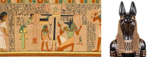 anubis god of afterlife
