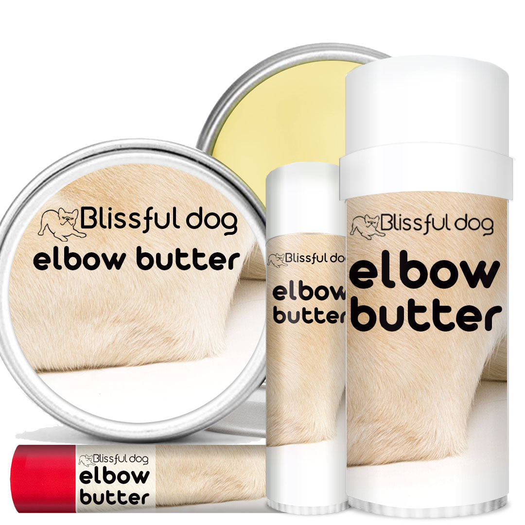 Shop Elbow Butter Conditions Your Dog's Elbow Calluses