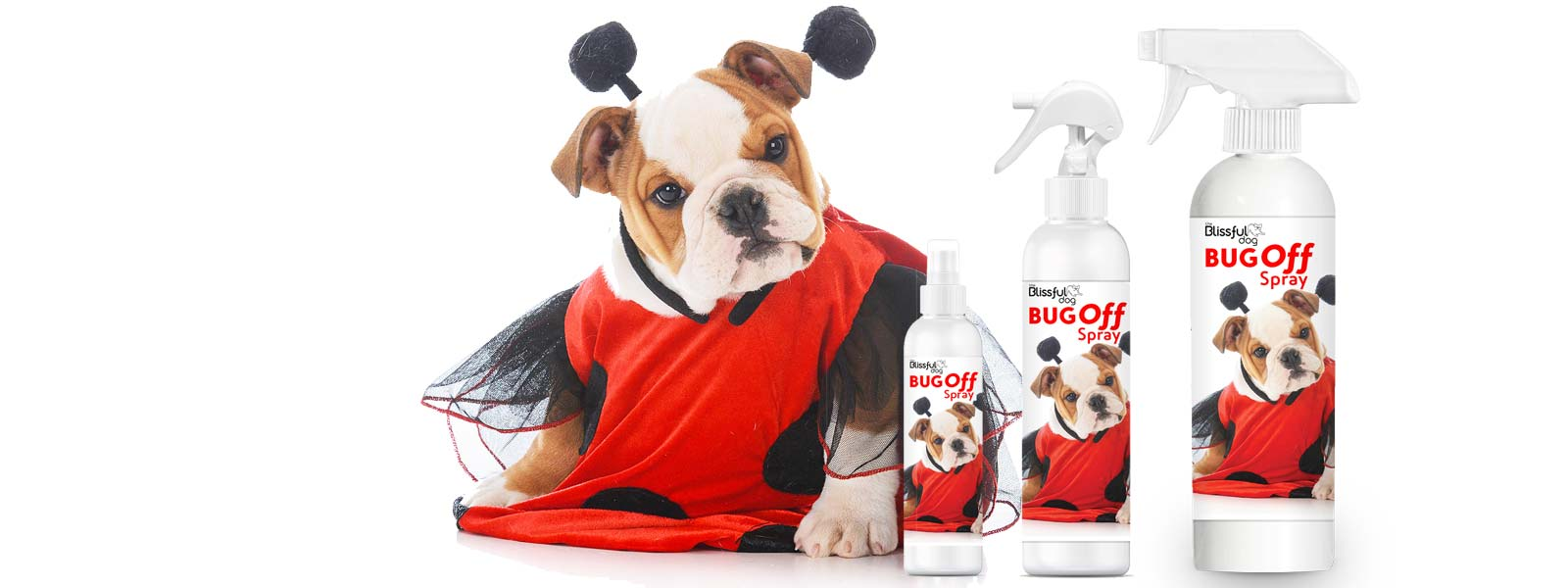 Bulldog bug spray all natural