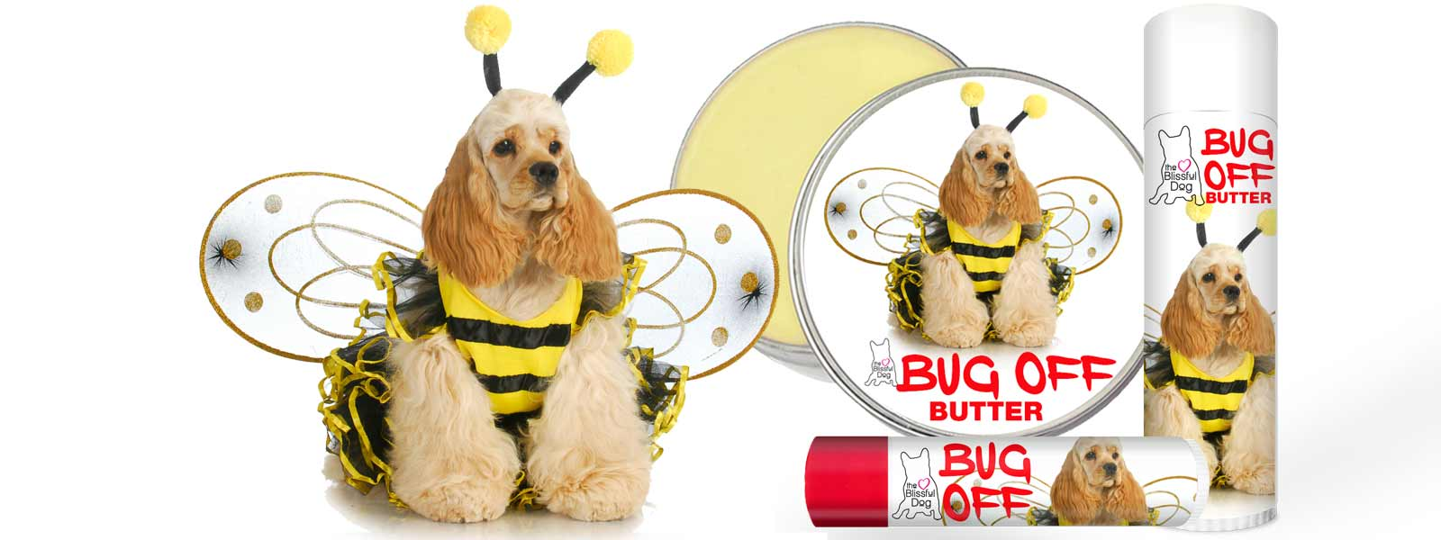 Bug Off Balm Cocker Spaniel
