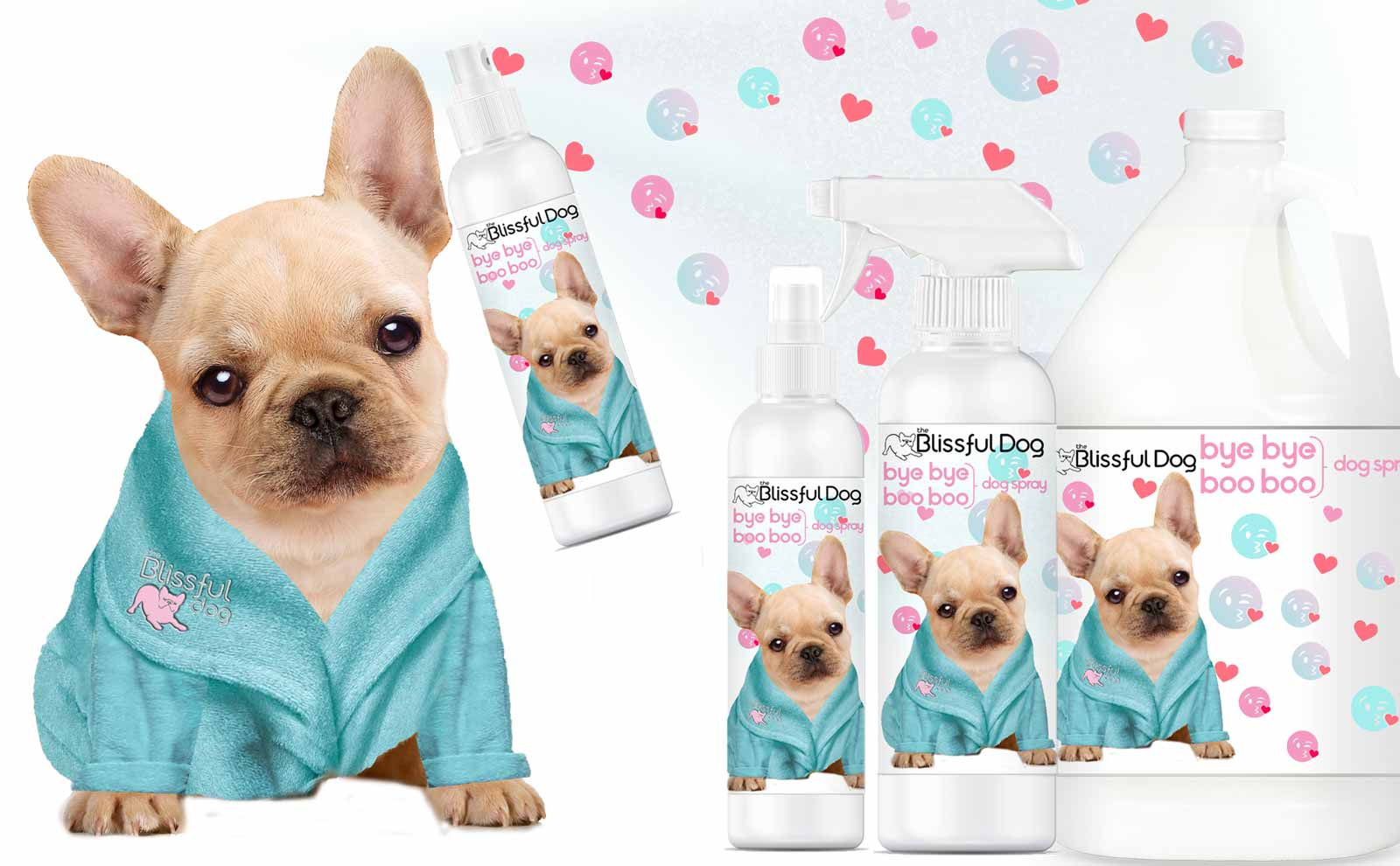 spray for itchy dogs skin