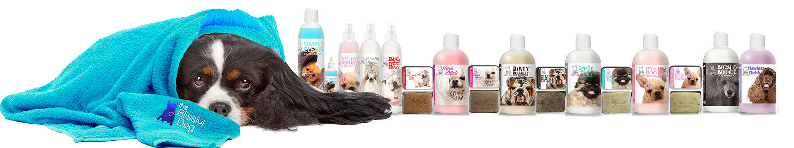 blissful dog shampoos