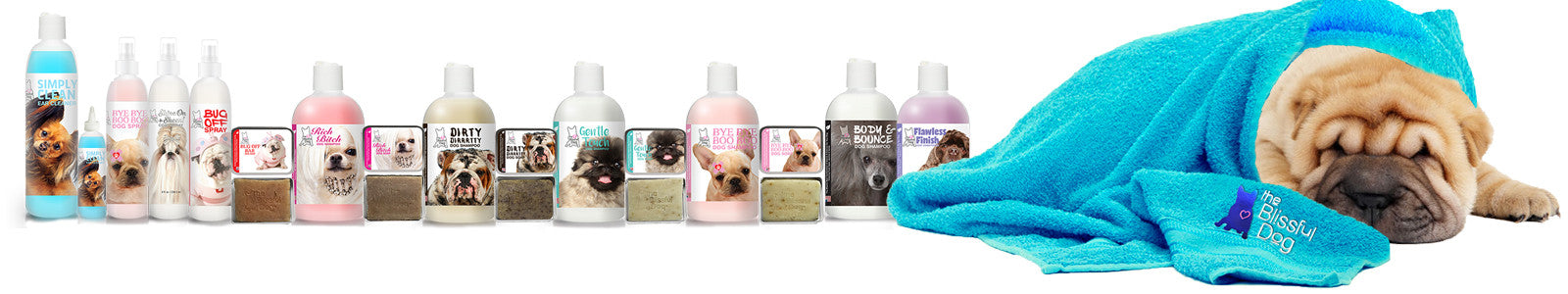dog soaps and shampoos