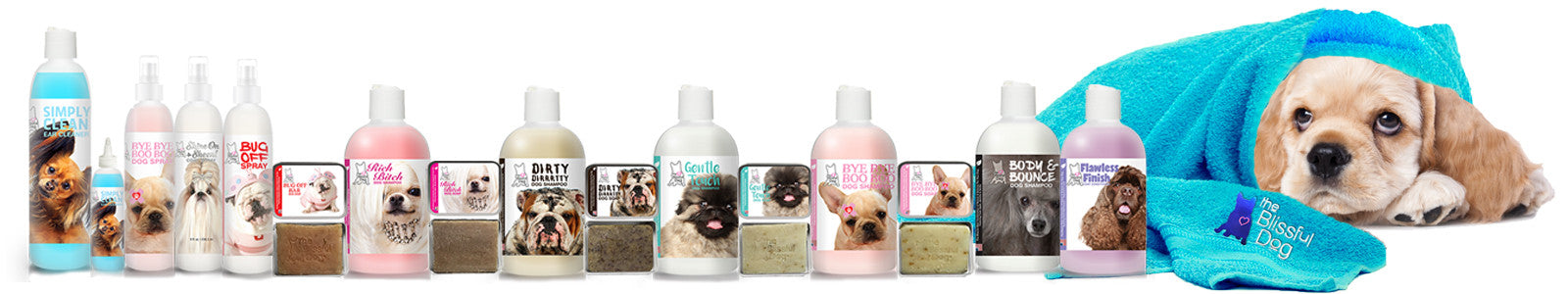 puppy dog shampoo