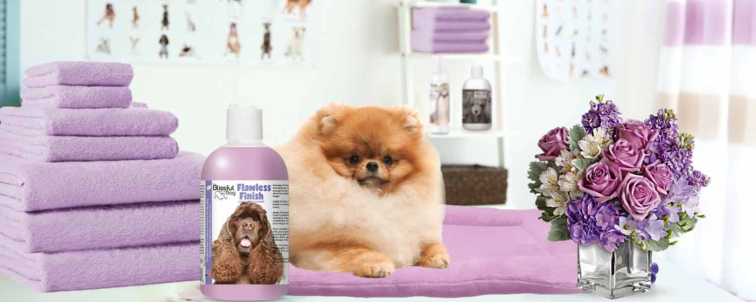 flawless finish dog grooming
