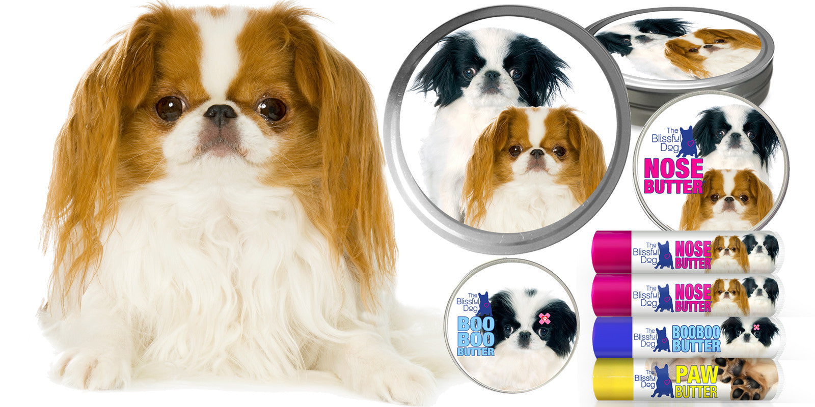 Japanese Chin gift Ideas