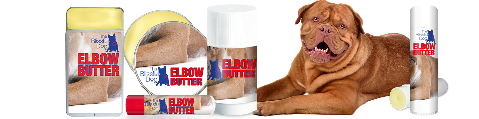 SHOP ELBOW BUTTER FOR DOG