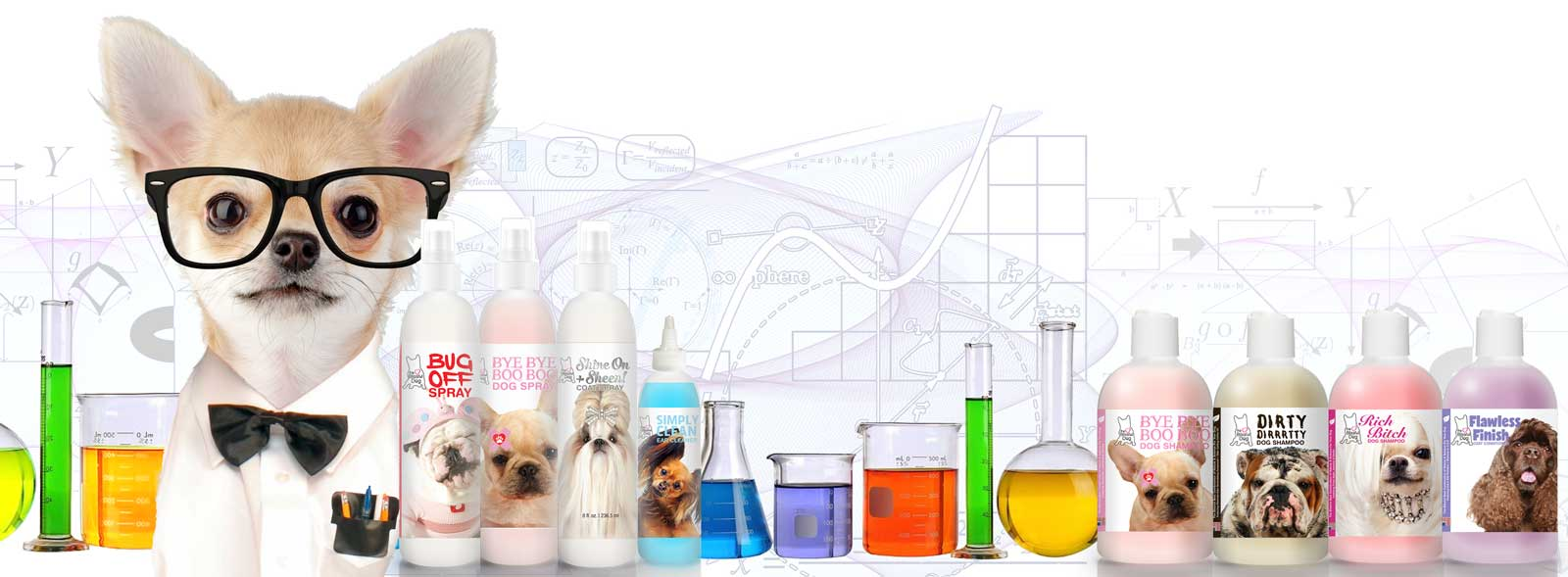 science of dog grooming