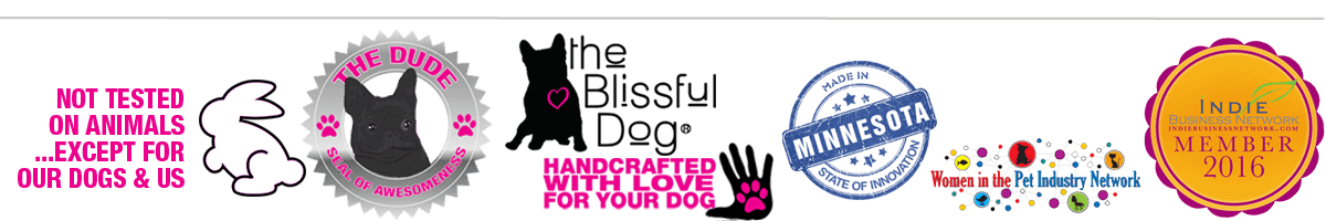 The Blissful Dog Pledge