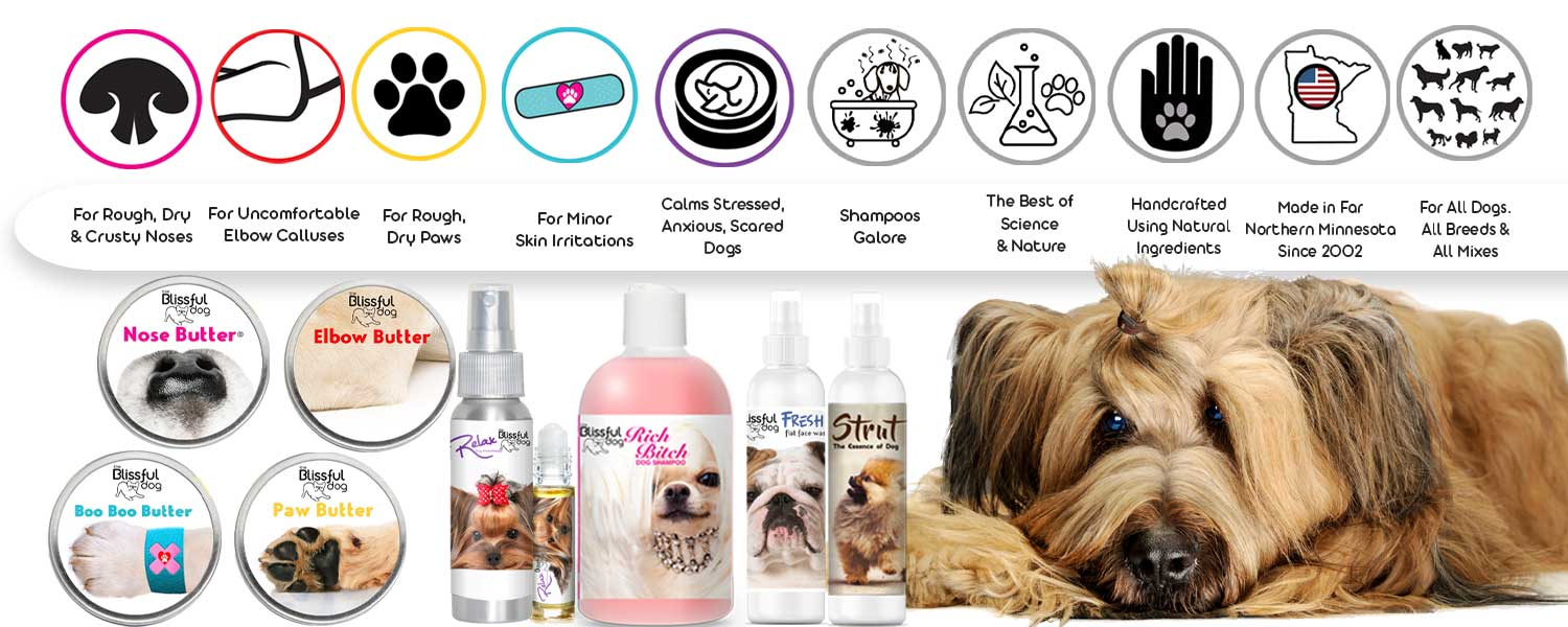 The Blissful Dog Wholesale Info