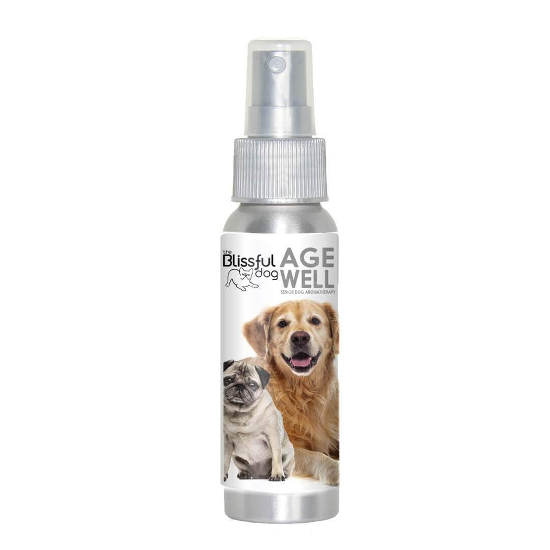 age well senior dog aromatherapy spray