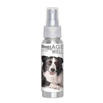 Border Collie Senior Dog Aromatherapy Spray