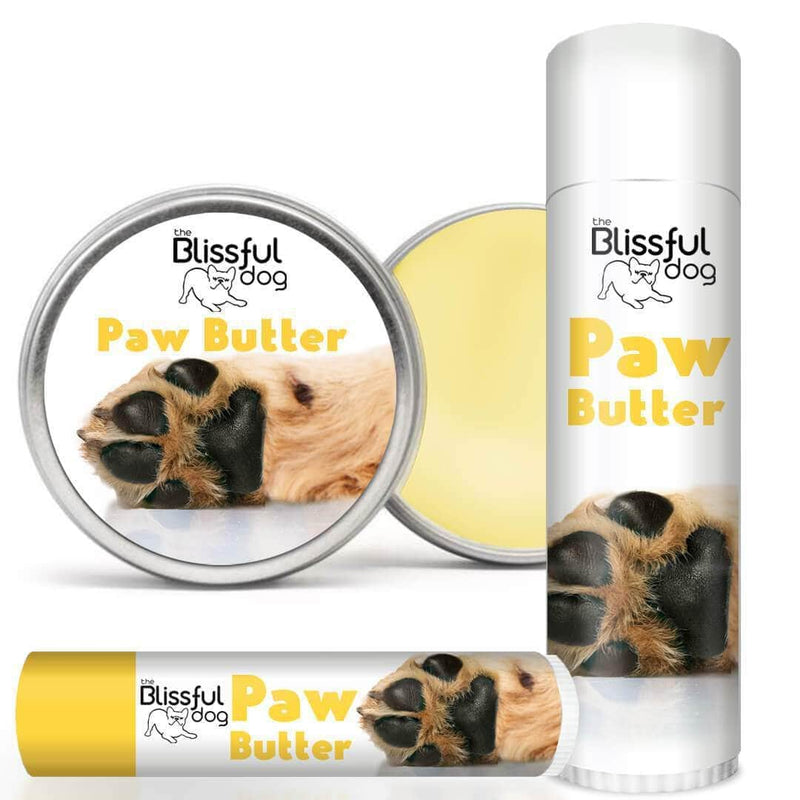 Paw Butter Tin & Tube Combo
