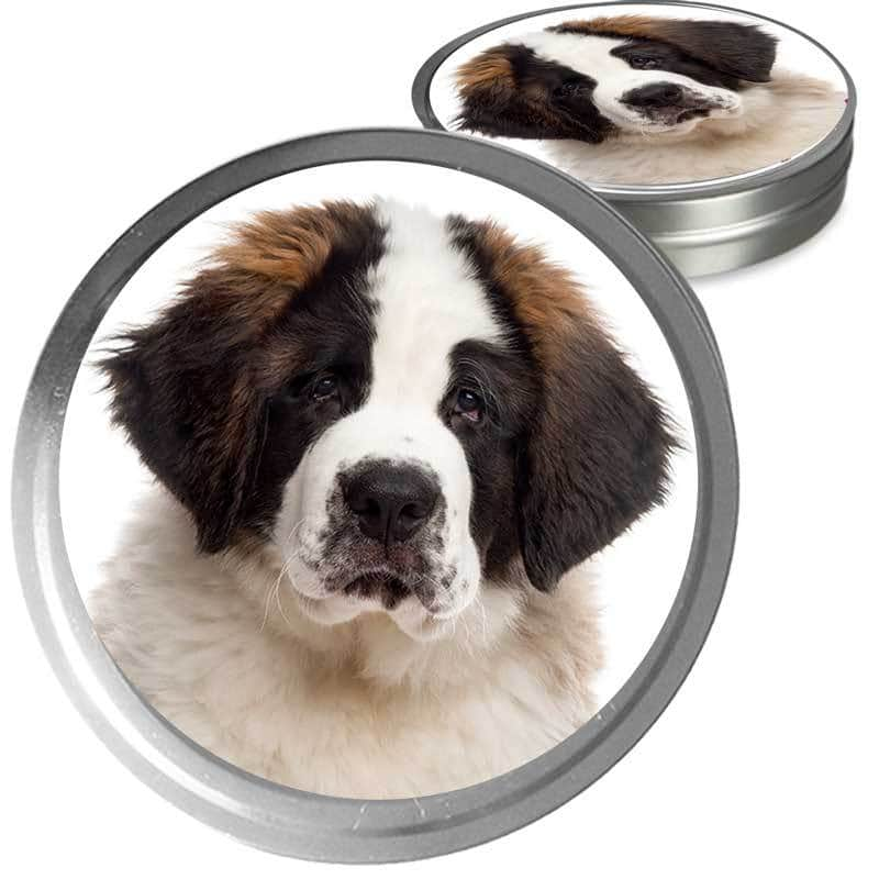 Saint Bernard Care Combo Kit For Dry Noses Elbow Calluses Rough Paws