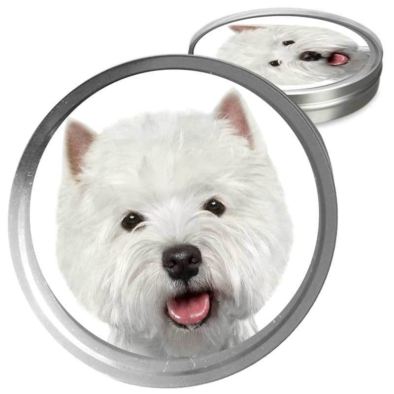 West Highland White Terrier Custom Combo