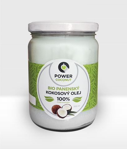 POWER COCONUT 500ml