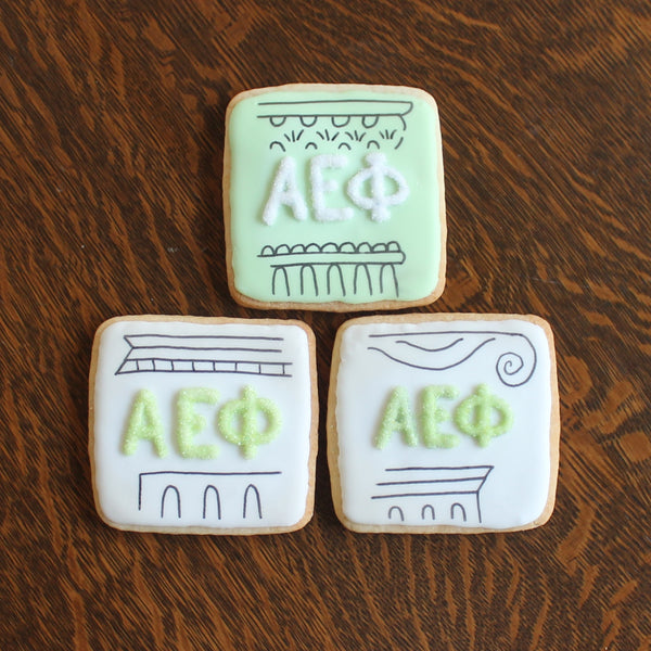 AEPhi Cookie Collection