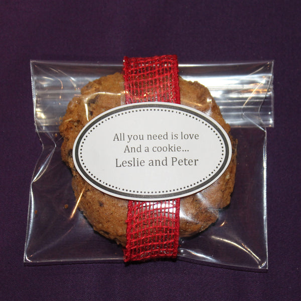Cookie Wedding and Party Favor