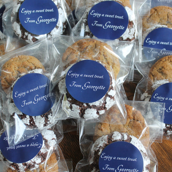 Two cookie party favor