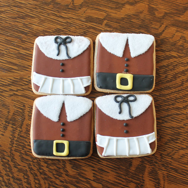 Pilgrim Sugar Cookies
