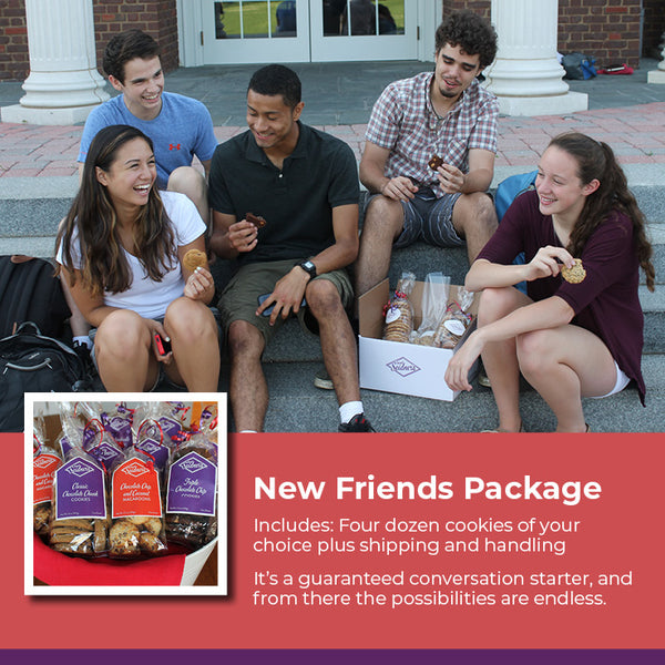 New Friends Cookie Package