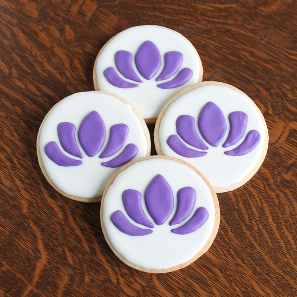 Sabra Society Sugar Cookies