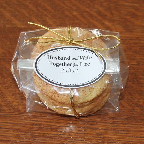Cookie Wedding and Party Favors