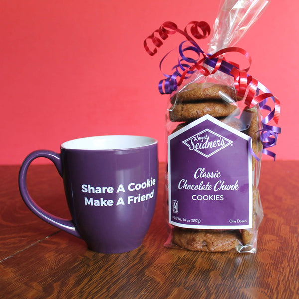 Birthday Bundle - Purple Bistro Mug