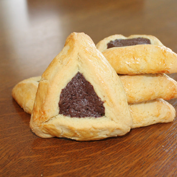 Chocolate Hamantaschen
