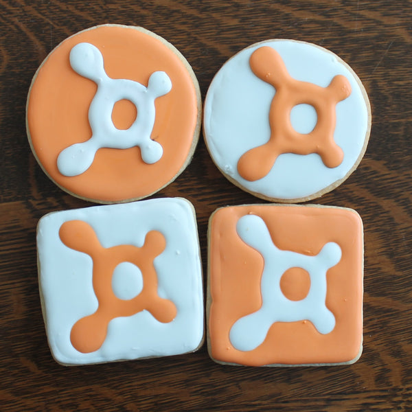 Orange Theory Cookies