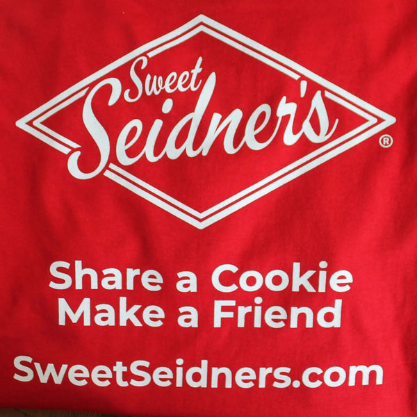 Sweet Seidner's T Shirt Back