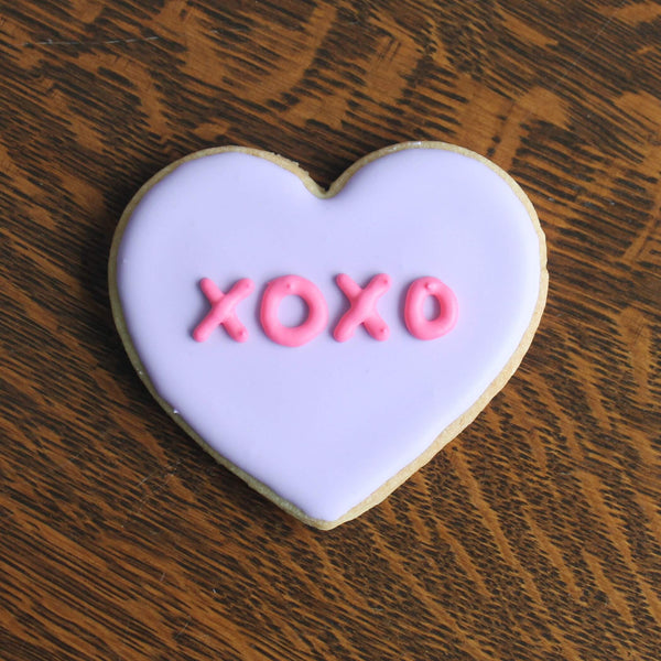 Conversation Heart - XOXO