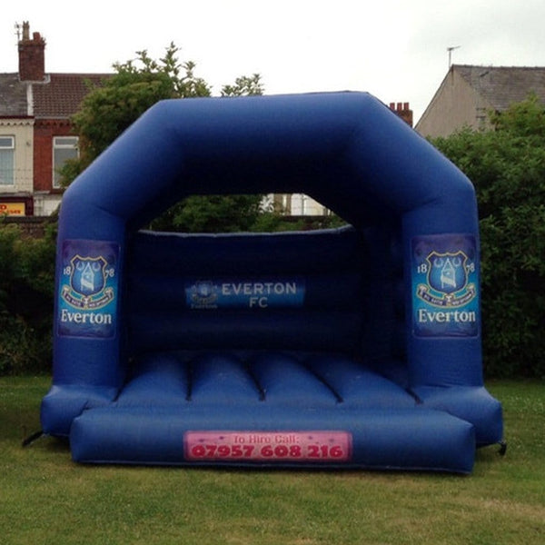 Everton F.C Bouncy Castle - Bouncy Castles Liverpool
