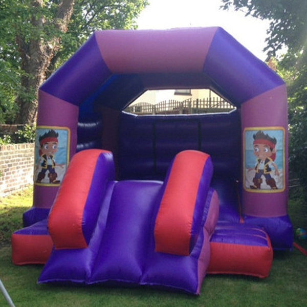 Jake The Pirate Bouncy Slide - Bouncy Castles Liverpool