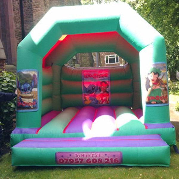 Lilo & Stitch Bouncy Castle - Bouncy Castles Liverpool