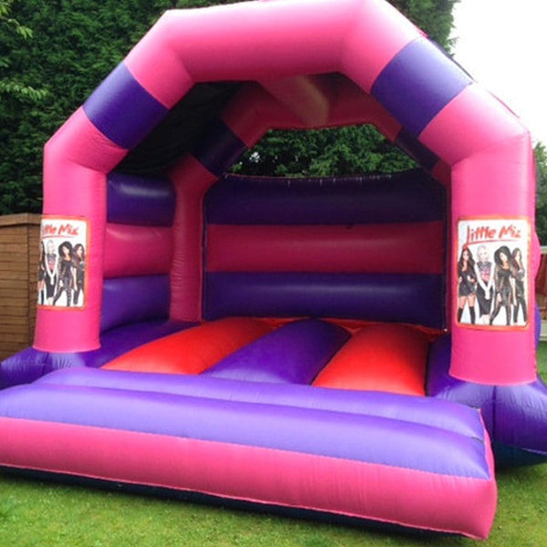 Little Mix Bouncy Castle - Bouncy Castles Liverpool