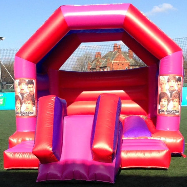 One Direction Bouncy Slide