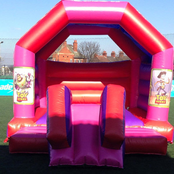 Toy Story Bouncy Slide - Bouncy Castles Liverpool
