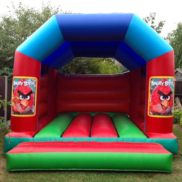 Angry Birds Bouncy Castle - Bouncy Castles Liverpool