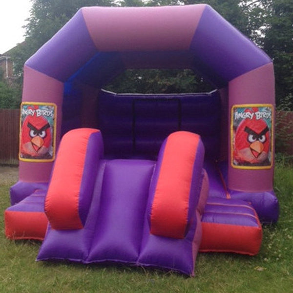 Angry Birds Bouncy Slide - Bouncy Castles Liverpool