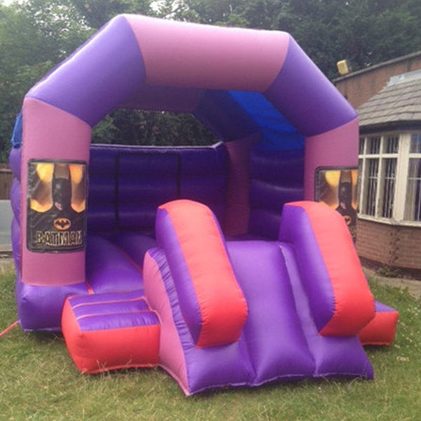 Batman Bouncy Slide - Bouncy Castles Liverpool