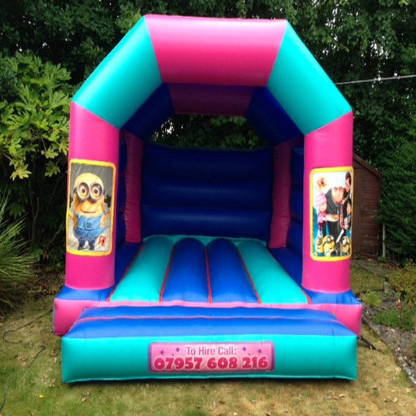 Despicable Me Bouncy Castle - Bouncy Castles Liverpool