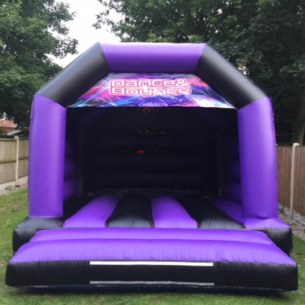 Disco Bounce - Bouncy Castles Liverpool